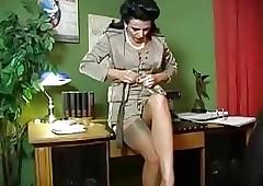 free vintage secretary porn movies